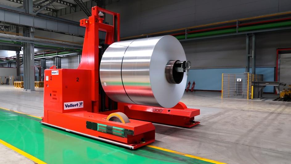 Solutions For The Aluminium Industry Vollert Anlagenbau Gmbh